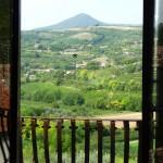 Area lottizzazione da balcone casa Petrarca copia