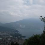 Panorama dalla Pinza