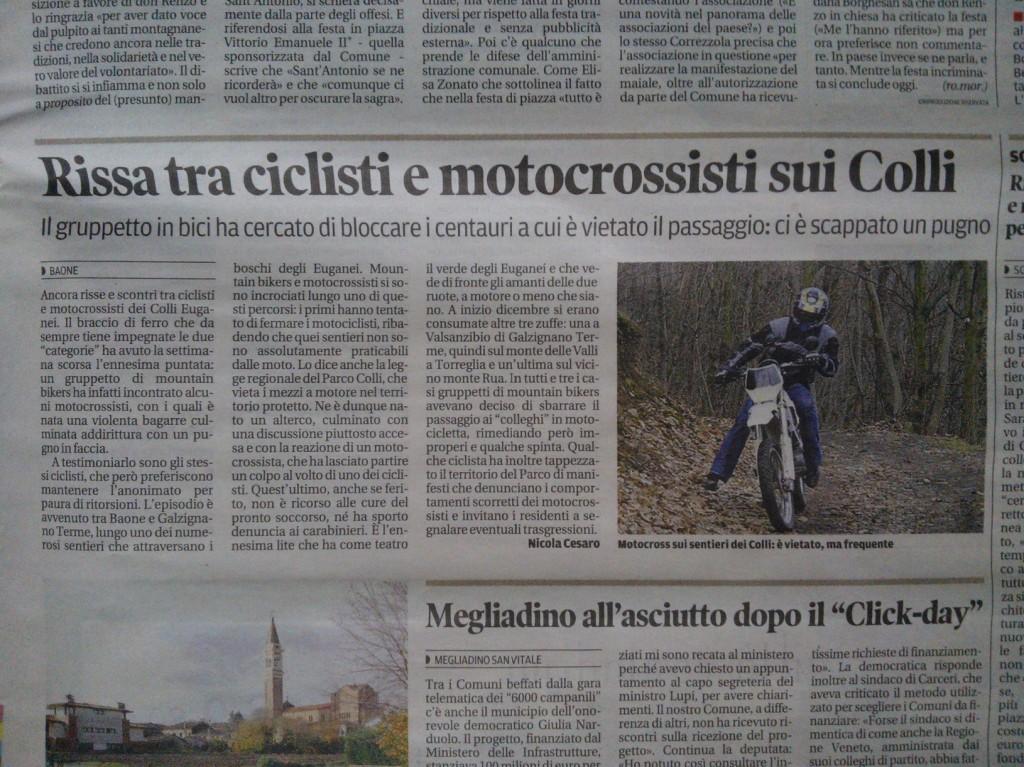 Mattino di Padova - pagina 39 - Domenica 19/01/14